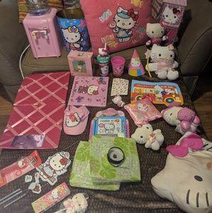 Hello kitty gift set!
